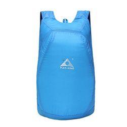 Składany podrózny plecak - 6 kolorów