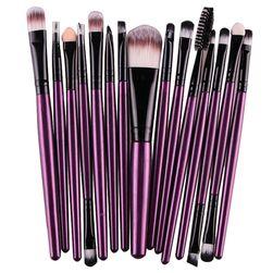 Pędzle kosmetyczne do idealnego makijażu - 4 warianty