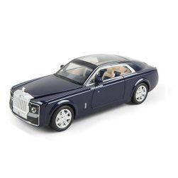 Rolls Royce 03 boxed Modrá