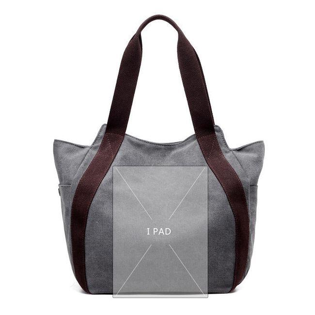 Dámská taška - velká 1