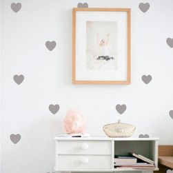 Stikeri za zid - srca