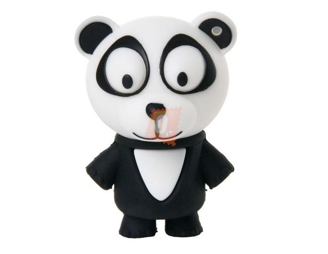 8GB Flashdisk - panda 1