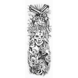 Переводная татуировка DT457
