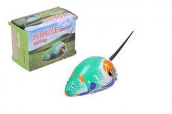 Myš na kľúčik kovová 7x5 cm v krabičke 5x7x3,5cm RM_49005089