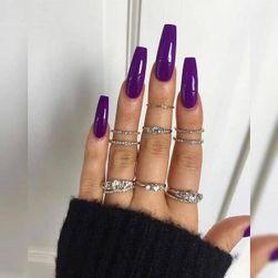 Sztuczne paznokcie Ly546