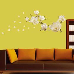 Samolepka na stěnu - magnólie
