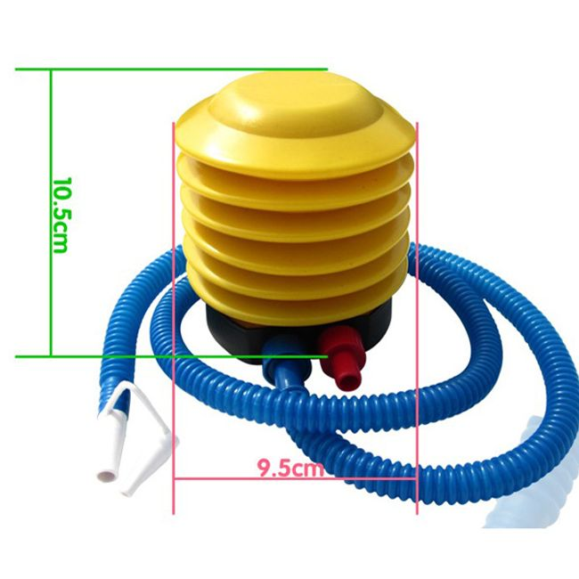 Nafukovací vzduchová pumpa 1