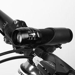 LED фонарик для велосипеда с креплением Fosturo