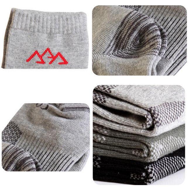 Pánské outdoorové ponožky