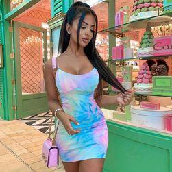 Ženska mini haljina TF6954