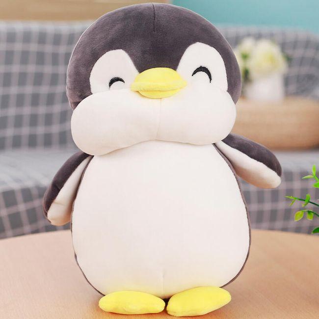 Plyšový tučňák P31 1