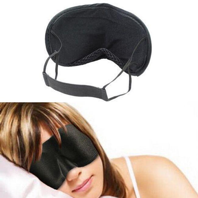 Kényelmes maszk zavartalan alvás ellen 1