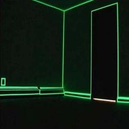 Fluorescenční samolepka v různých velikostech