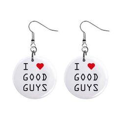 Fülbevaló -  I love good guys