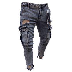 Muške pantalone Leo