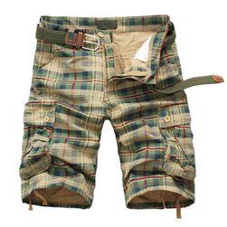 Pantaloni scurți pentru bărbați (fără curea) Kirk