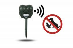 Ultrazvukový vonkajšie odpudzovač myší, psov a mačiek (na batérie) PD_1527100