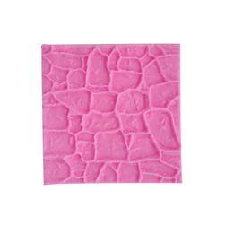Forma silikonowa - tekstura kamienia