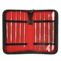 Set stomatoloških alatki sa futrolom