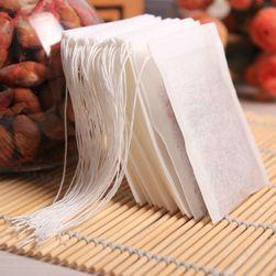 Praktične jednokratne kesice za čajeve - 100 komada