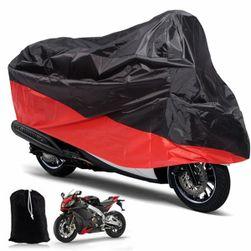 Zakrývací plachta na motocykl nebo skútr