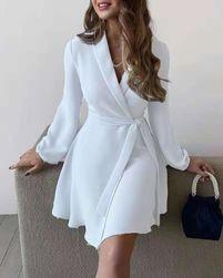 Ženska haljina dugih rukava BR_CZFZ00897