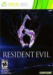 Hra (Xbox 360) Resident Evil 6