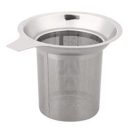 Rozsdamentes acél tea szűrő