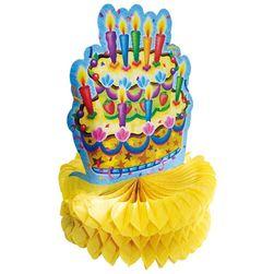 Dekoracija od papira Rođendanska torta PD_1008690