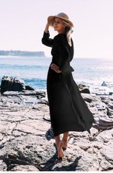 Plażowa sukienka BD13