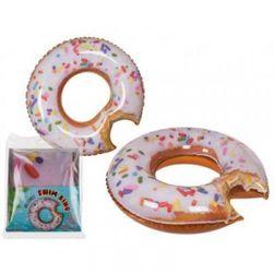 Nafukovací kruh nakousnutý Donut SR_DS14552361