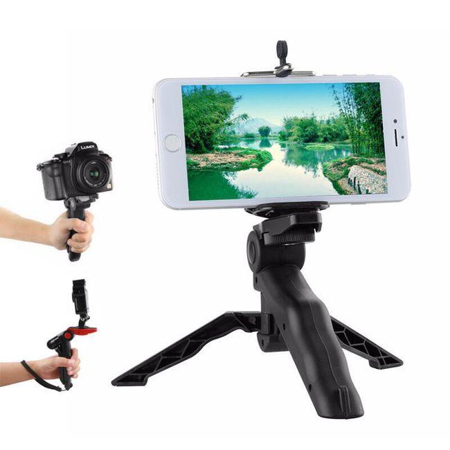 Hordozható állvány mobiltelefonhoz vagy kamerához 1