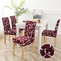 Chair covers set Noah pattern 1-1piece