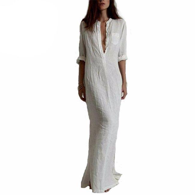 Lagana haljina - 3 boje 1