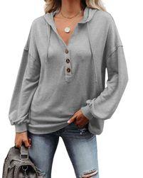 Luźny sweter damski EA_603585438522