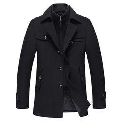 Pánsky zimný kabát Fridebor