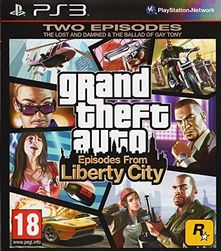 Hra (PS3) GTA Episodes From Liberty City