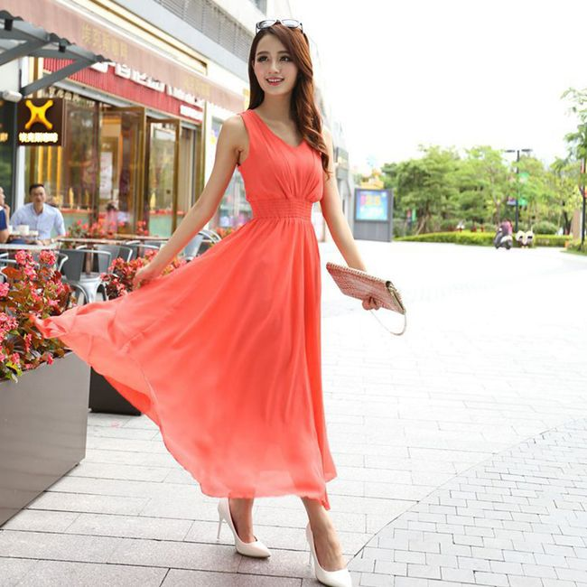 Богемское платье- 7 цветов 1
