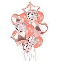 Sada nafukovacích balonků LA143