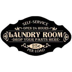 Oznaka za vrata Laundry