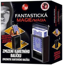 Pavel Kožíšek Zmizení karetního balíčku kouzelnická sada fantastická magie SR_DS12277521