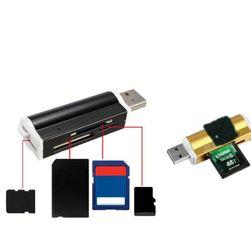 Uniwersalny USB czytnik kart pamięci