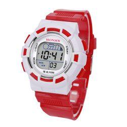 Cyfrowy zegarek dziecięcy - 6 kolorów