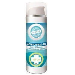 Antibakteriální gel na ruce