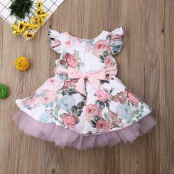 Obleka za dekleta TF8444