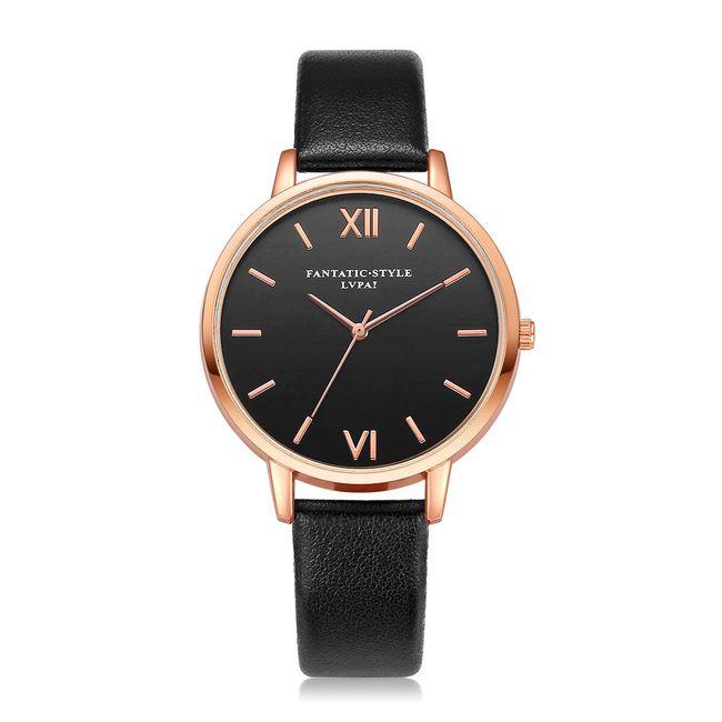 Dámské elegantní hodinky v retro designu 1
