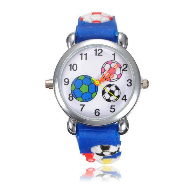 Piłkarski LED zegarek dla chłopców 1