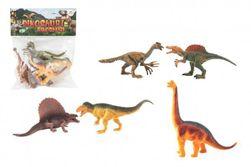 Plastikowy dinozaur 16-18cm 5szt w woreczku RM_00850131