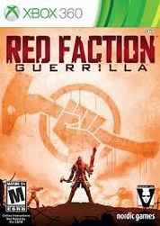 Hra (Xbox 360) Red Faction Guerilla