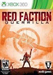 Игра за Xbox 360 Red Faction Guerilla